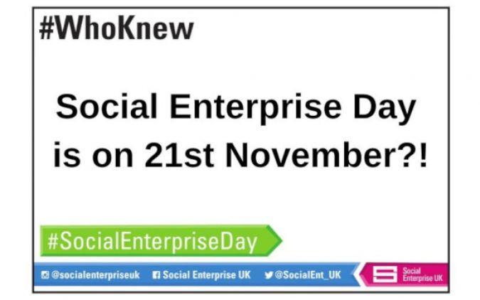 Social Enterprise Day 2019